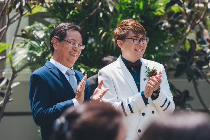[Video] Hotel Fort Canning Wedding by Darren and Jade Photography - 028