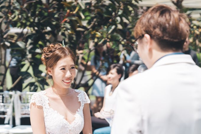 [Video] Hotel Fort Canning Wedding by Darren and Jade Photography - 032