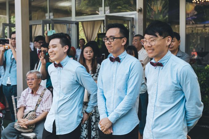 [Video] Hotel Fort Canning Wedding by Darren and Jade Photography - 033