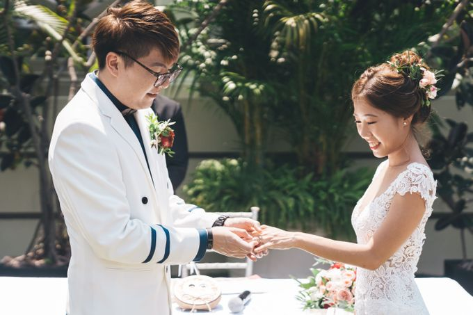 [Video] Hotel Fort Canning Wedding by Darren and Jade Photography - 034