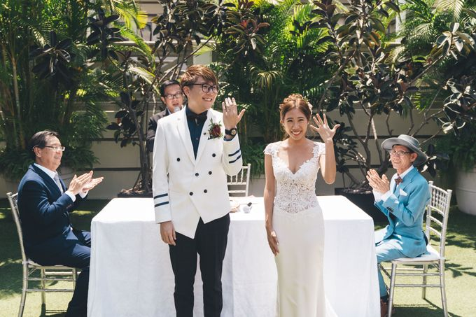 [Video] Hotel Fort Canning Wedding by Darren and Jade Photography - 038