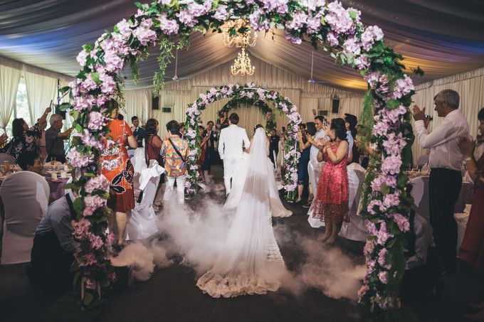 [Video] Hotel Fort Canning Wedding by Darren and Jade Photography - 040