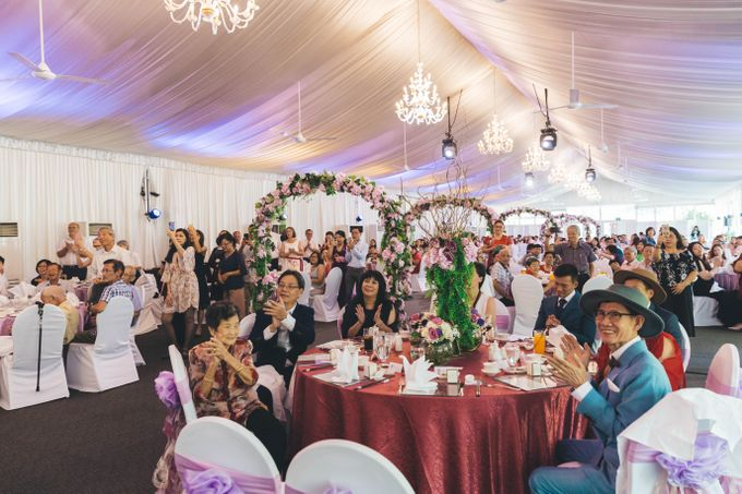 [Video] Hotel Fort Canning Wedding by Darren and Jade Photography - 042