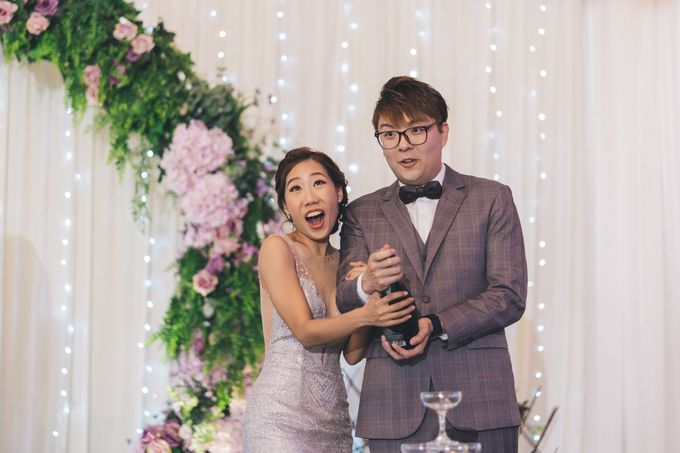 [Video] Hotel Fort Canning Wedding by Darren and Jade Photography - 043