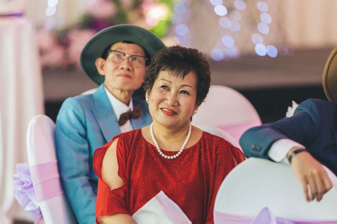 [Video] Hotel Fort Canning Wedding by Darren and Jade Photography - 045