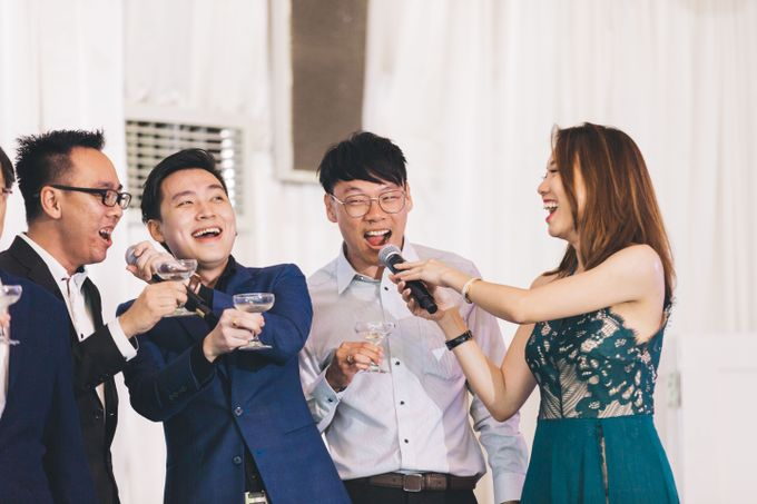 [Video] Hotel Fort Canning Wedding by Darren and Jade Photography - 046