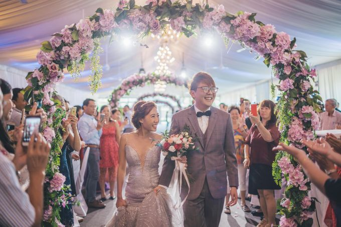 [Video] Hotel Fort Canning Wedding by Darren and Jade Photography - 047