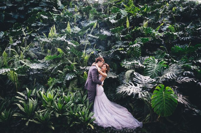 [Video] Hotel Fort Canning Wedding by Darren and Jade Photography - 048