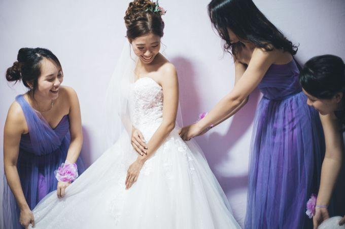 [Video] Hotel Fort Canning Wedding by Darren and Jade Photography - 004