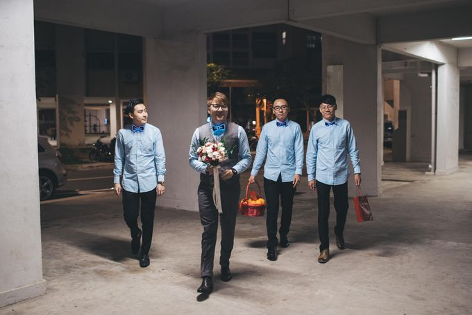 [Video] Hotel Fort Canning Wedding by Darren and Jade Photography - 005