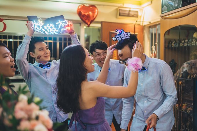 [Video] Hotel Fort Canning Wedding by Darren and Jade Photography - 007