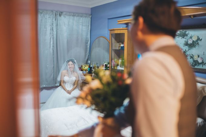 [Video] Hotel Fort Canning Wedding by Darren and Jade Photography - 010