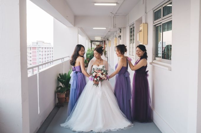 [Video] Hotel Fort Canning Wedding by Darren and Jade Photography - 014