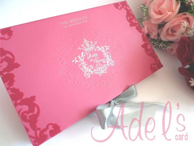 Hard Cover by Adel's House of card - 007