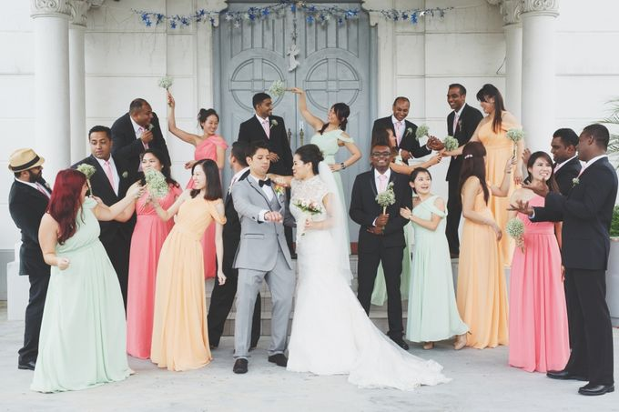 Quirky Fun with a dash of Rustic DIY Wedding by Chere Weddings & Parties - 010