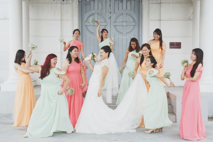 Quirky Fun with a dash of Rustic DIY Wedding by Chere Weddings & Parties - 011
