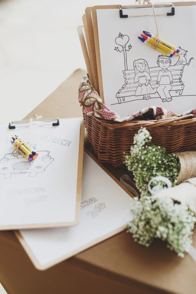 Quirky Fun with a dash of Rustic DIY Wedding by Chere Weddings & Parties - 013