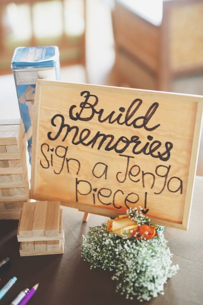 Quirky Fun with a dash of Rustic DIY Wedding by Chere Weddings & Parties - 015