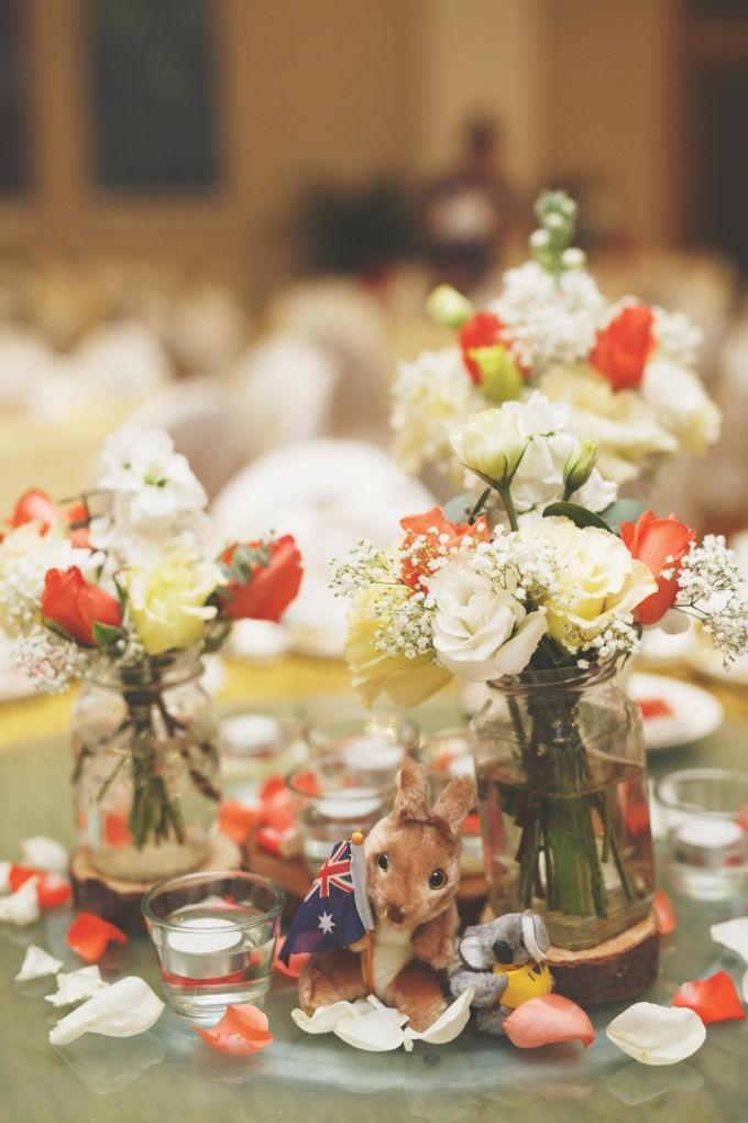 Quirky Fun with a dash of Rustic DIY Wedding by Chere Weddings & Parties - 018
