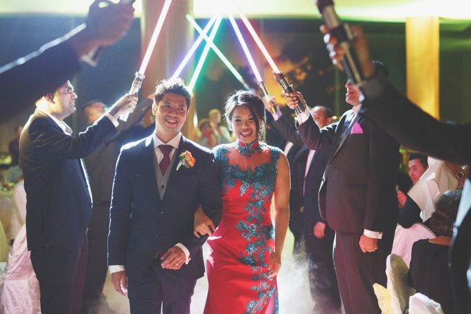 Quirky Fun with a dash of Rustic DIY Wedding by Chere Weddings & Parties - 022