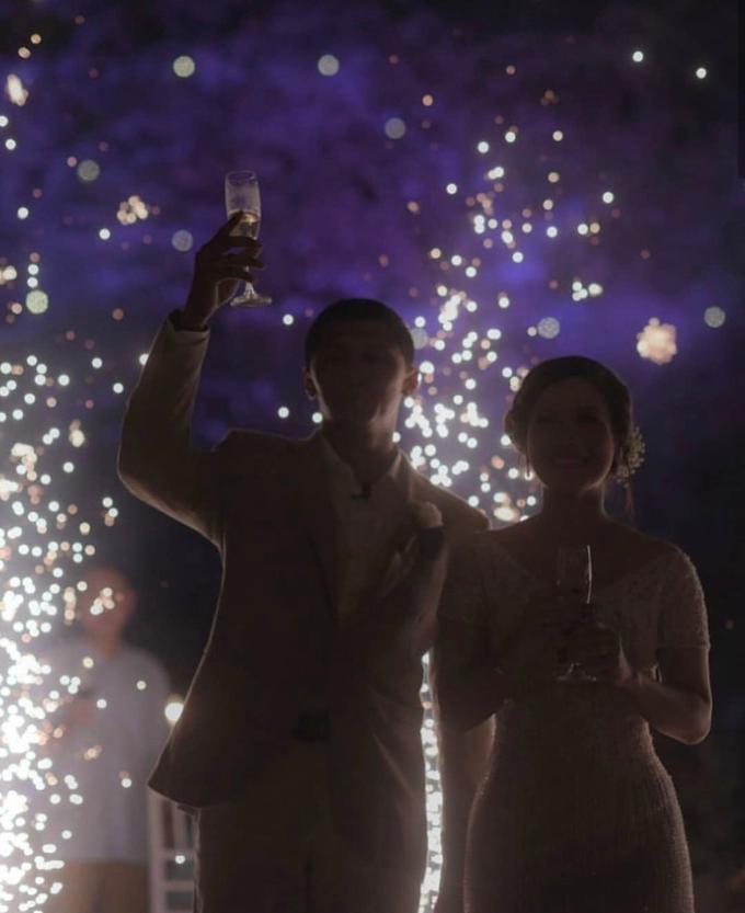 Wedding Of Danang & Rinita by Samabe Bali Suites & Villas - 002