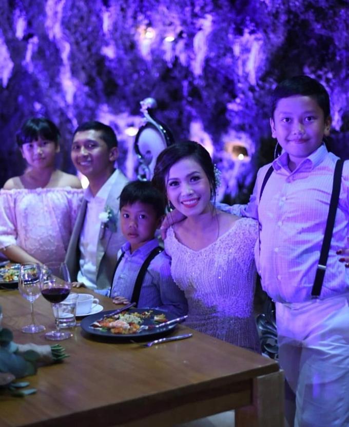 Wedding Of Danang & Rinita by Samabe Bali Suites & Villas - 003