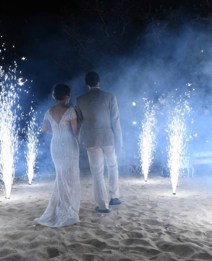 Wedding Of Danang & Rinita by Samabe Bali Suites & Villas - 005