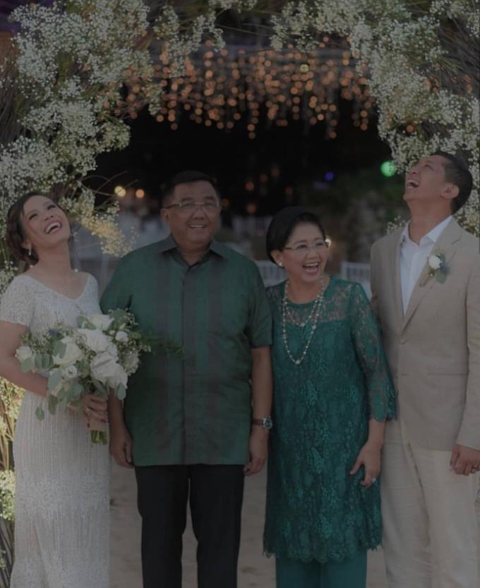 Wedding Of Danang & Rinita by Samabe Bali Suites & Villas - 006