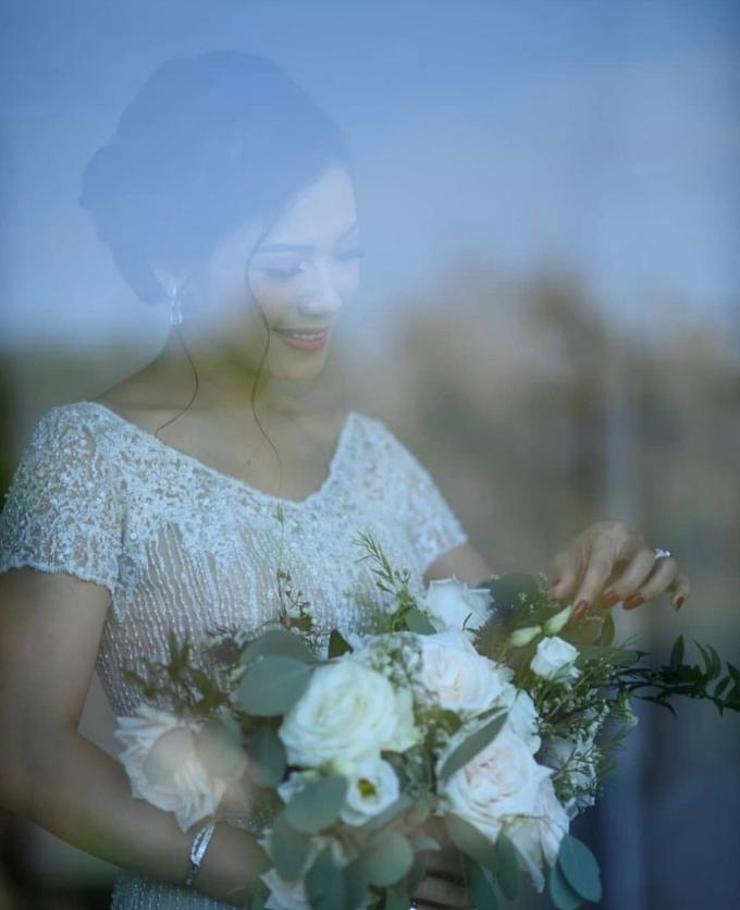 Wedding Of Danang & Rinita by Samabe Bali Suites & Villas - 007