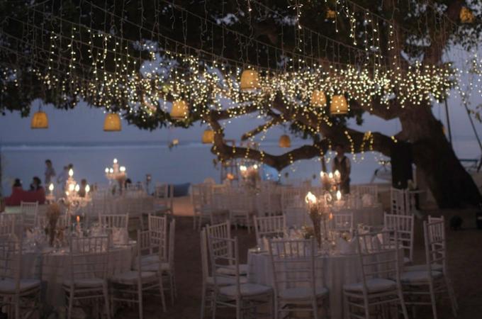 Wedding Of Danang & Rinita by Samabe Bali Suites & Villas - 010