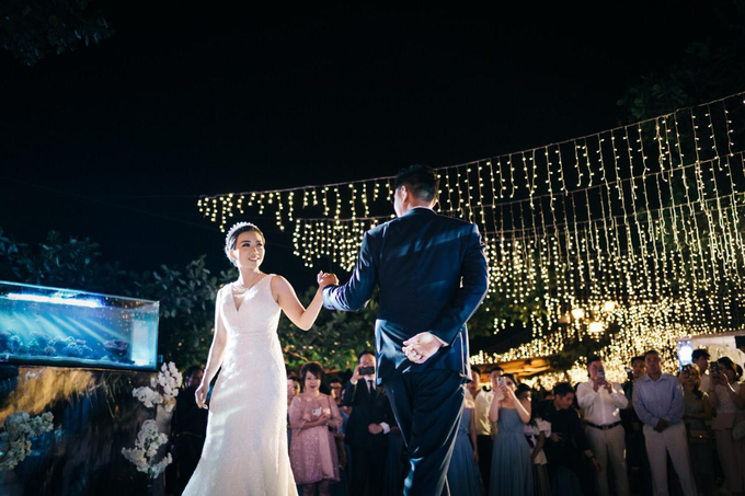 The Wedding Of Danny & Tifanny by Samabe Bali Suites & Villas - 005