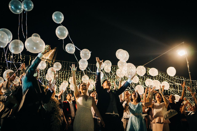 The Wedding Of Danny & Tifanny by Samabe Bali Suites & Villas - 003