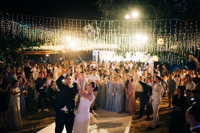 The Wedding Of Danny & Tifanny by Samabe Bali Suites & Villas - 004
