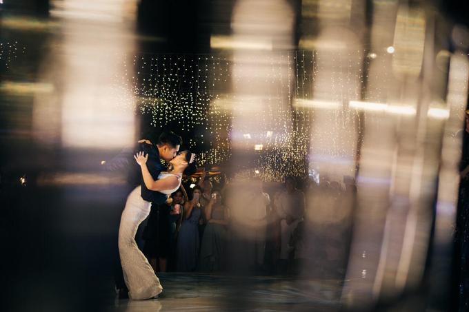The Wedding Of Danny & Tifanny by Samabe Bali Suites & Villas - 006
