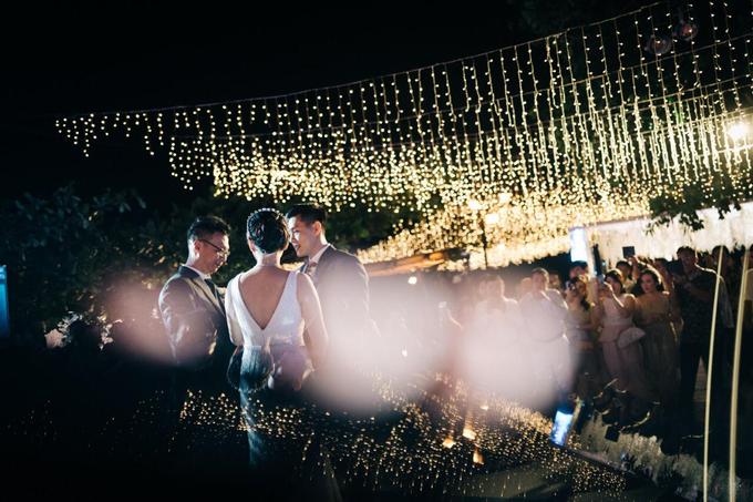 The Wedding Of Danny & Tifanny by Samabe Bali Suites & Villas - 007