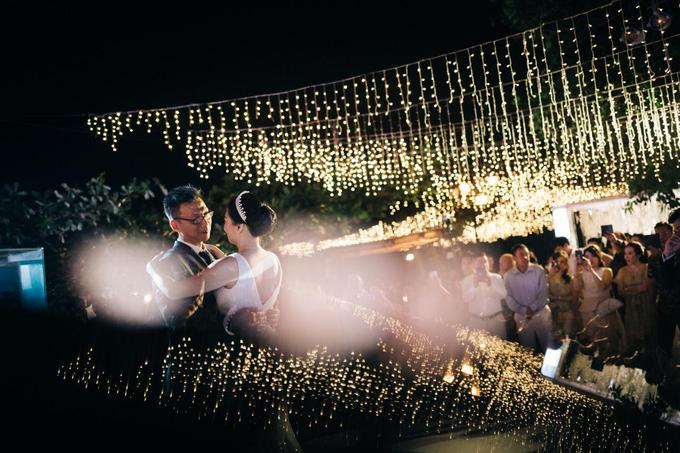 The Wedding Of Danny & Tifanny by Samabe Bali Suites & Villas - 008