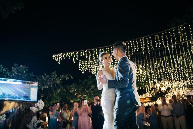 The Wedding Of Danny & Tifanny by Samabe Bali Suites & Villas - 009