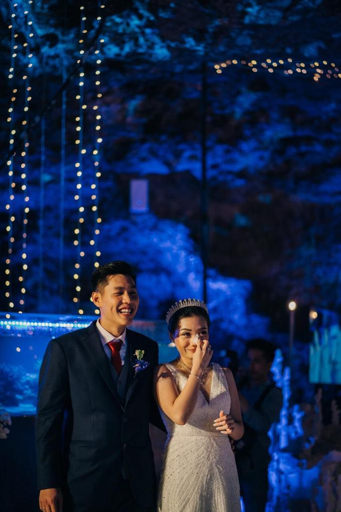 The Wedding Of Danny & Tifanny by Samabe Bali Suites & Villas - 010