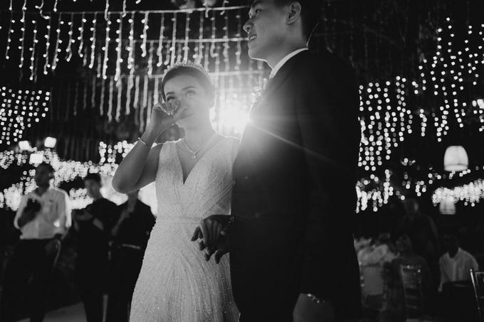 The Wedding Of Danny & Tifanny by Samabe Bali Suites & Villas - 011
