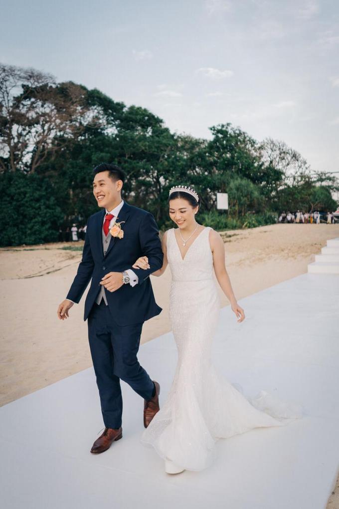 The Wedding Of Danny & Tifanny by Samabe Bali Suites & Villas - 012