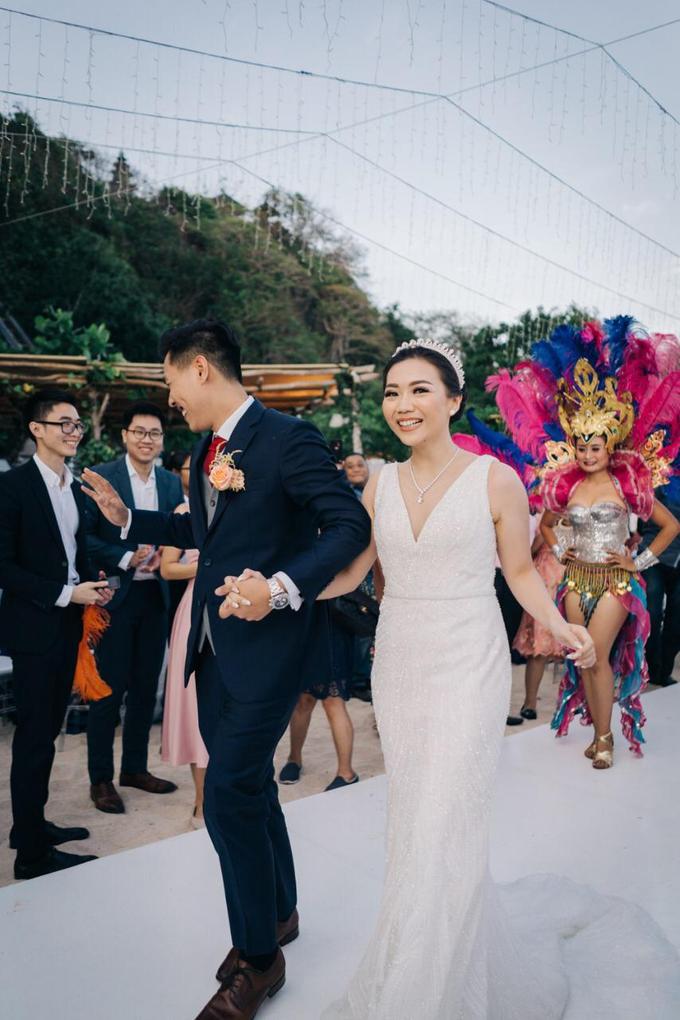 The Wedding Of Danny & Tifanny by Samabe Bali Suites & Villas - 014