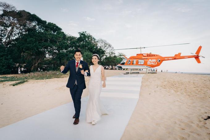 The Wedding Of Danny & Tifanny by Samabe Bali Suites & Villas - 015