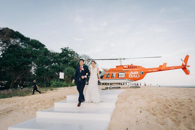 The Wedding Of Danny & Tifanny by Samabe Bali Suites & Villas - 016