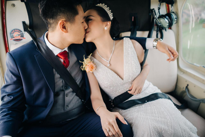 The Wedding Of Danny & Tifanny by Samabe Bali Suites & Villas - 017