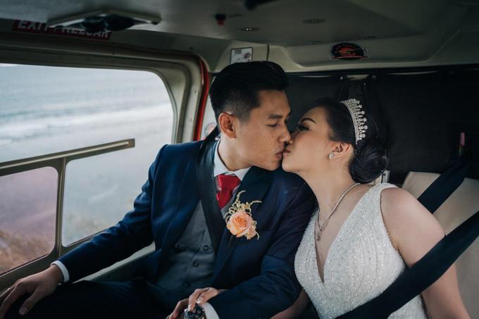 The Wedding Of Danny & Tifanny by Samabe Bali Suites & Villas - 018