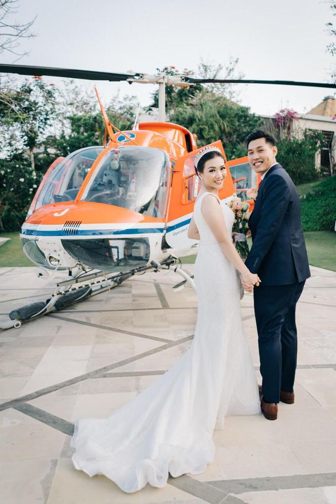 The Wedding Of Danny & Tifanny by Samabe Bali Suites & Villas - 021