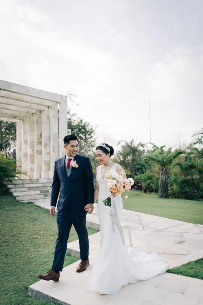 The Wedding Of Danny & Tifanny by Samabe Bali Suites & Villas - 022
