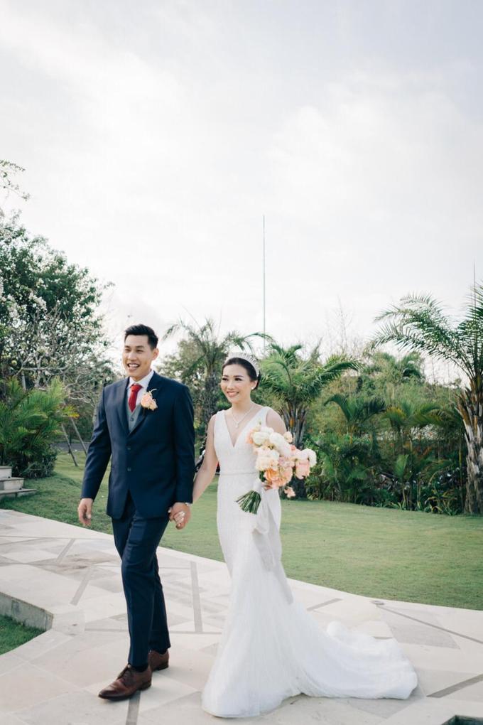 The Wedding Of Danny & Tifanny by Samabe Bali Suites & Villas - 024