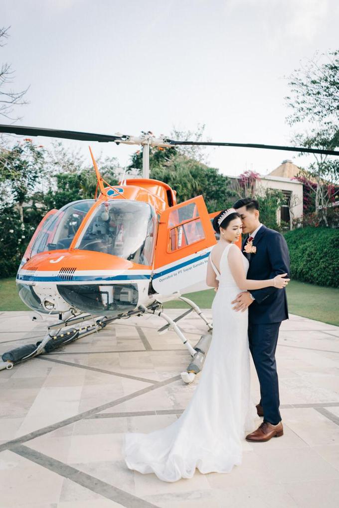 The Wedding Of Danny & Tifanny by Samabe Bali Suites & Villas - 023