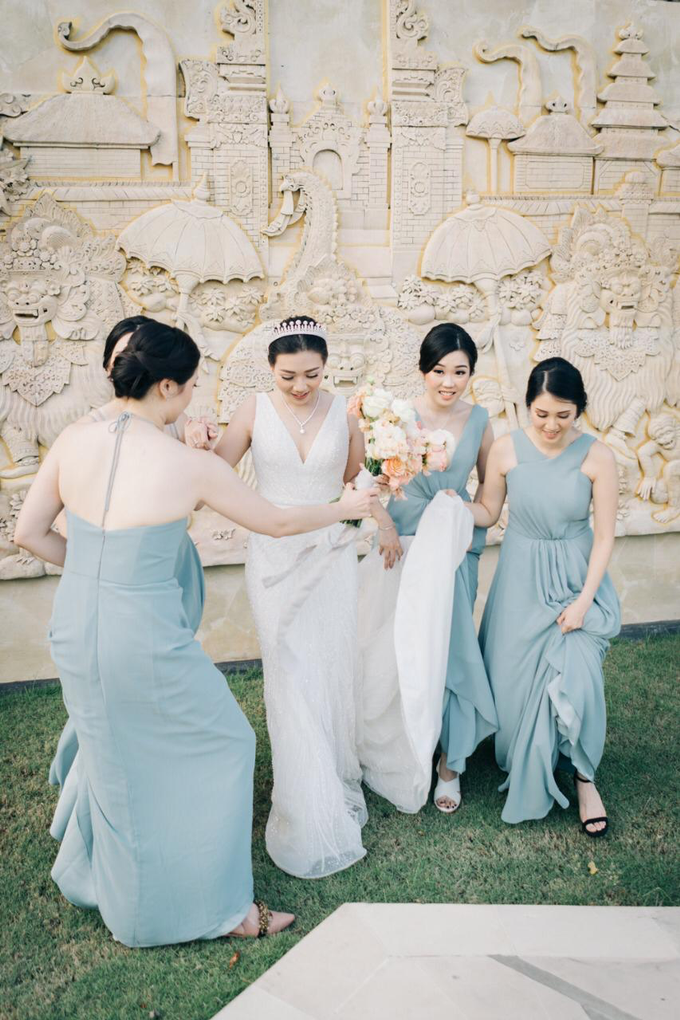 The Wedding Of Danny & Tifanny by Samabe Bali Suites & Villas - 025